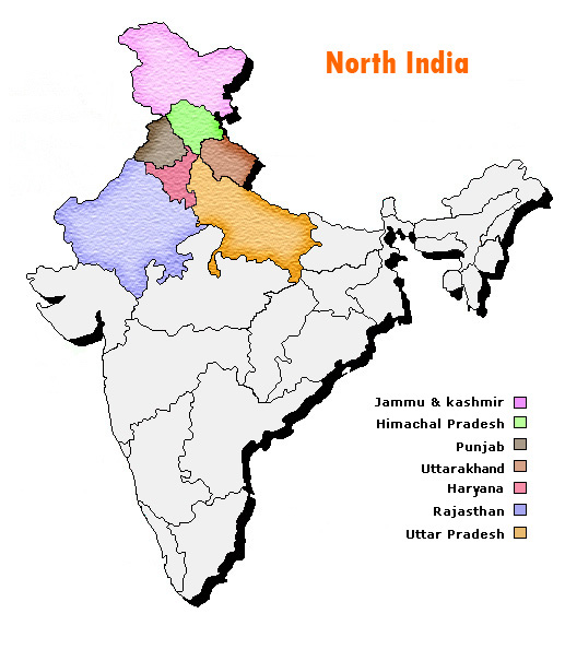 the tour planners � discover india � north india